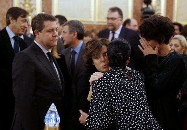 El último adiós a Manuel Marín: