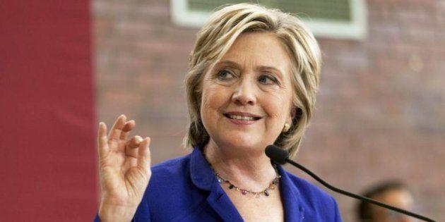 Hillary Clinton lanza su propia organización