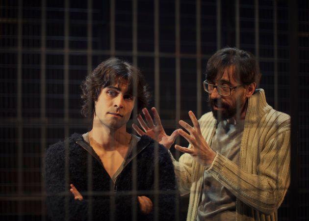Israel Elejalde y Pablo Espinosa protagonistas de Tebas
