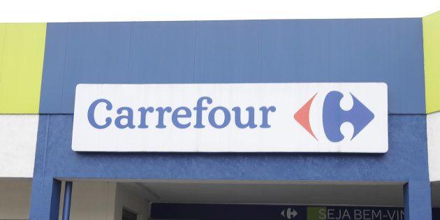 Un supermercado Carrefour en Sao Paulo, Brasil, en julio de