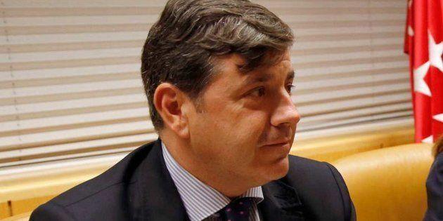 Miguel Ángel Ruiz, en una imagen de