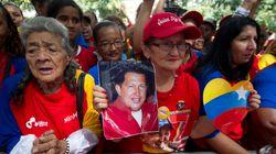 Chavistas y líderes latinoamericanos muestran su apoyo a