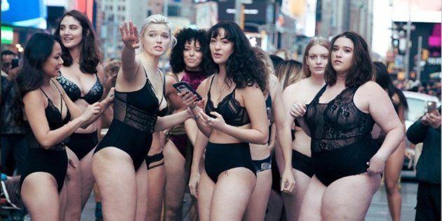 Una de las imágenes difundidas por la modelo Khrystyana en su cuenta de