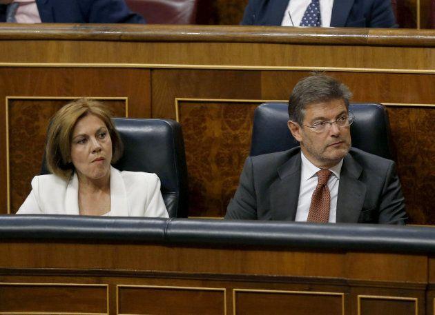 El Pleno del Congreso reprueba a Rafael