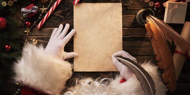 La carta a Papá Noel de este incrédulo niño de seis años te dejará sin