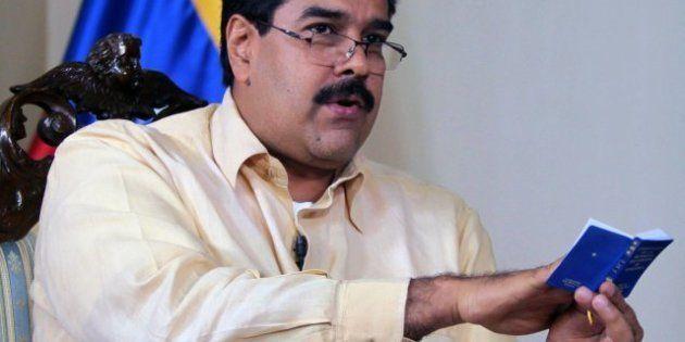 Maduro dice que Chávez comienza su mandato 10 de enero y puede jurar