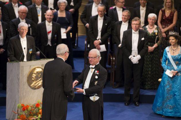 Patrick Modiano, premio Nobel de Literatura en