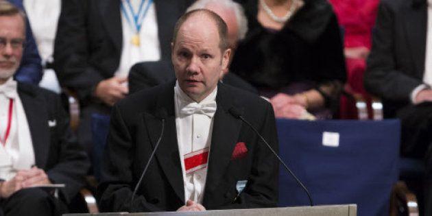 Peter Englund, secretario permanente de la Academia Sueca entre 2009 y