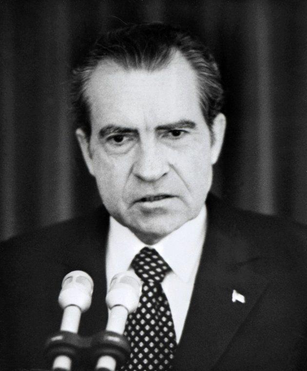 Imagen de archivo del expresidente Richard