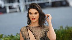 La caída en bici de Kendall Jenner que le ha valido cuatro millones de
