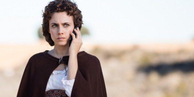 Aura Garrido es Amelia Folch en 'El Ministerio del