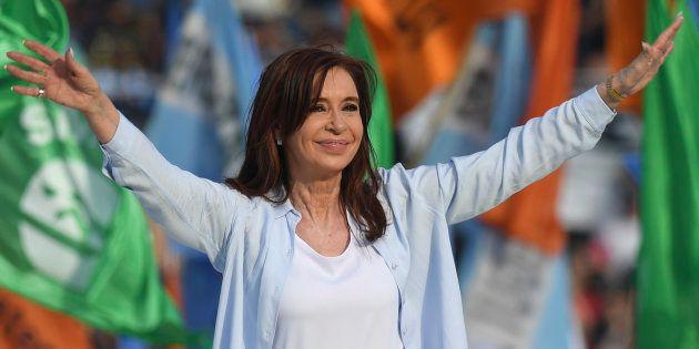 La justicia argentina ordena detener a la expresidenta Cristina