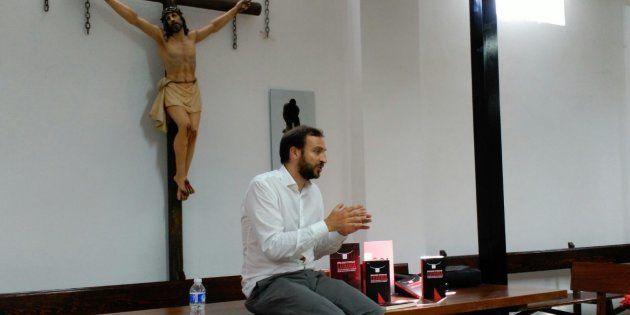 Emiliano Fittipaldi: el hombre al que El Vaticano quiso callar vuelve a