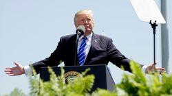 Trump denuncia que los medios le tratan peor que a