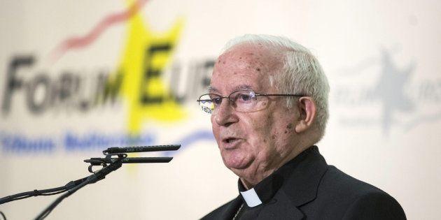 El cardenal Antonio Cañizares, en una imagen de