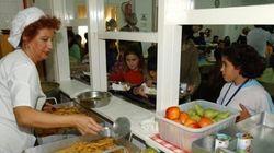España cobra hasta el 21% de IVA al comedor escolar pudiendo no