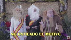 Los Morancos montan el Belén en su villancico: Rajoy es San José y el