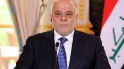 El primer ministro de Irak anuncia