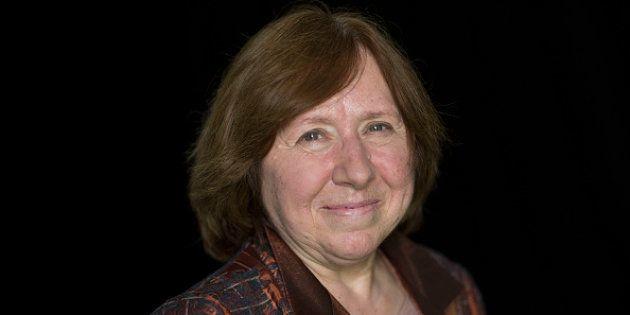 No, la premio Nobel de Literatura Svetlana Alexievich no ha muerto: lo dice