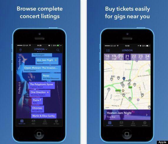 10 apps de música que querrás descargarte ahora mismo