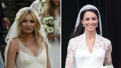 Pippa, prepárate: así vistieron de novia cinco iconos británicos de la