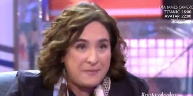 Ada Colau habla de su bisexualidad en 'Sábado