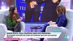 Nuria Roca aclara en 'Viva la vida' sus palabras sobre su