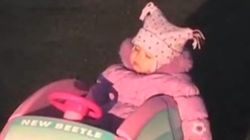 Dormirse al volante es perjudicial... incluso cuando eres un niño