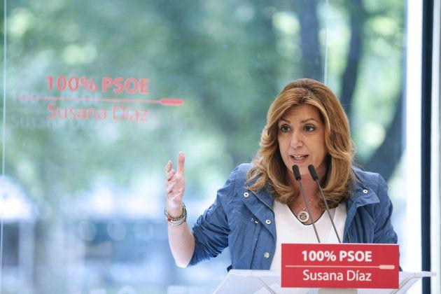 Votaré a Susana Díaz,