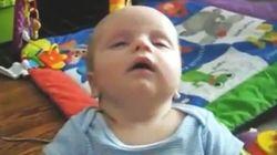 Envidia para tus bostezos de lunes: las mejores cabezaditas de bebés