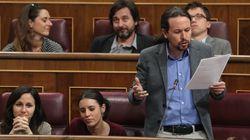 Unidos Podemos registra este viernes la moción de censura contra Rajoy, con Iglesias de