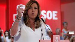 Susana Díaz no descarta una moción de censura