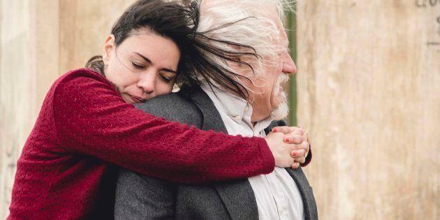 Ana Arias y Juan Echanove en el último episodio de