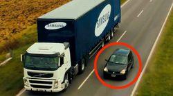 La advertencia de la Guardia Civil contra el 'efecto pantalla' si vas a conducir en un día con mucho