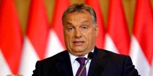 El primer ministro húngaro y líder ultraderechista Viktor