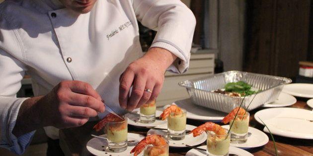 Que un chef te haga la cena en casa, una opción factible gracias a La Belle