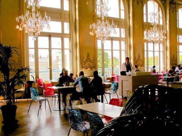 El restaurante del Museo