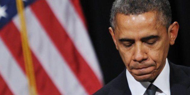 Barack Obama apoya la prohibición de fusiles de asalto como el de