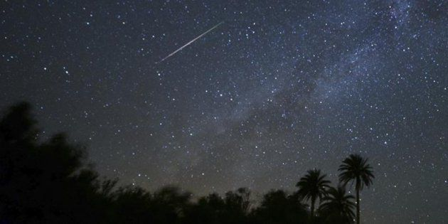 Cuándo y cómo ver las Gemínidas, la última gran lluvia de estrellas del