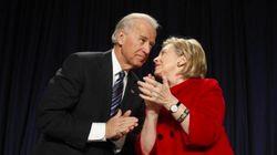 La rajada de Joe Biden contra Hillary Clinton: