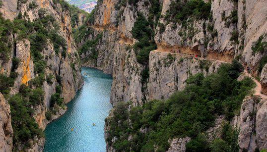 Congost de Mont-rebei: el Caminito del Rey del
