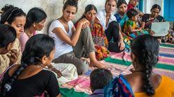 ¿Qué hacen Ana Pastor, Blanca Portillo y Maribel Verdú en la India?