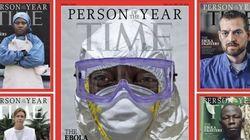 Los luchadores contra el ébola, persona del año en