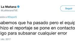 Un hombre acusa a 'La Mañana de TVE' de provocar su