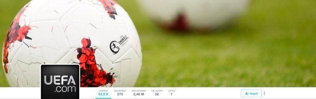 Polémica por este detalle de la UEFA en su nueva portada de