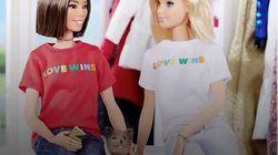 Barbie saca su orgullo