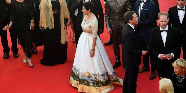 Gran polémica por el vestido de la ministra israelí de Cultura en