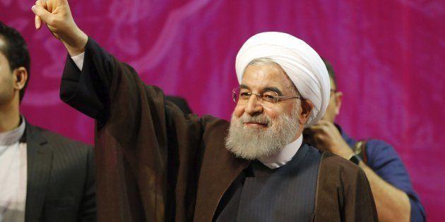 Hasan Rohani, reelegido presidente de