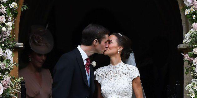 Así ha sido la boda de Pippa Middleton y James Matthews
