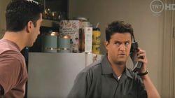 La escena de 'Friends' que Matthew Perry (Chandler) se negó a